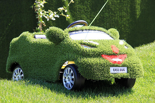 Creativity bug at Chelsea Flower Show 2012