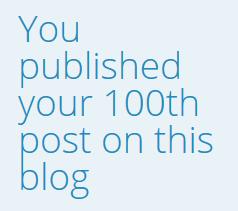 100 blog posts ContentRambler