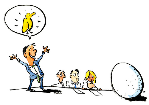 social business concept