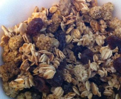 mulberry mix
